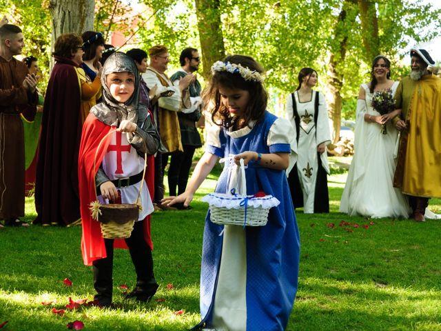 La boda de Mari Luz y Juan en Saelices, Cuenca 24
