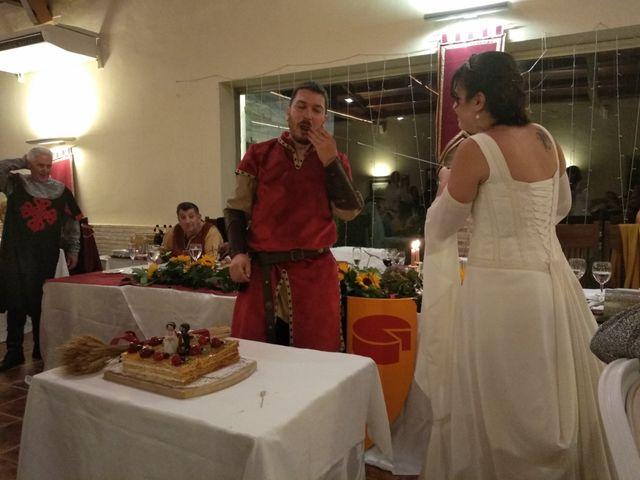La boda de Mari Luz y Juan en Saelices, Cuenca 25