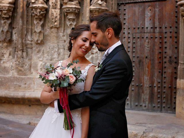 La boda de Nuria y Juanjo