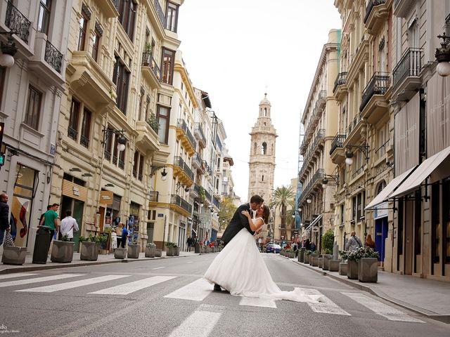 La boda de Juanjo y Nuria en Requena, Valencia 3