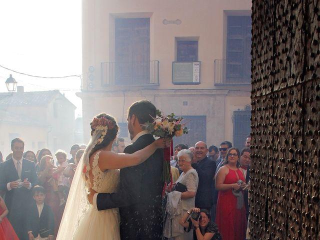 La boda de Juanjo y Nuria en Requena, Valencia 4