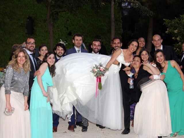 La boda de Juanjo y Nuria en Requena, Valencia 6