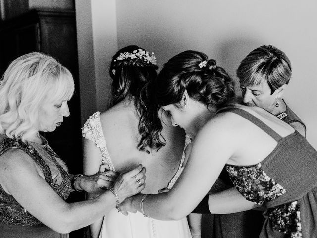 La boda de Kike y Marta en Vinuesa, Soria 5