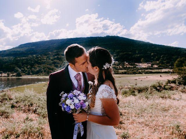 La boda de Kike y Marta en Vinuesa, Soria 6