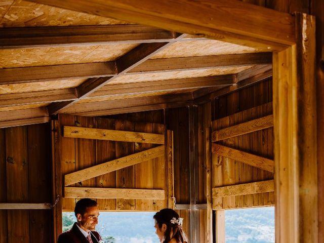 La boda de Kike y Marta en Vinuesa, Soria 11
