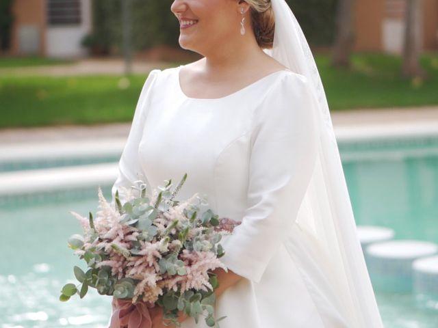 La boda de Sergio y Paloma en Burriana, Castellón 2