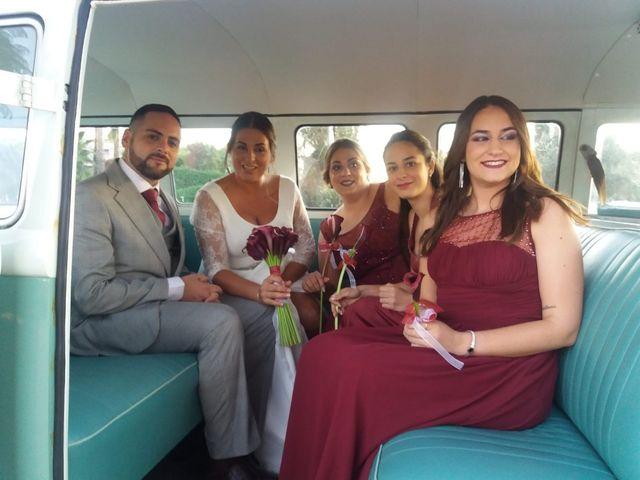 La boda de Jorge y Paula en Sevilla, Sevilla 4