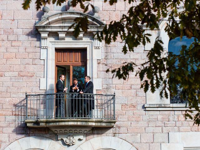 La boda de Guille y Lucia en La Manjoya, Asturias 15