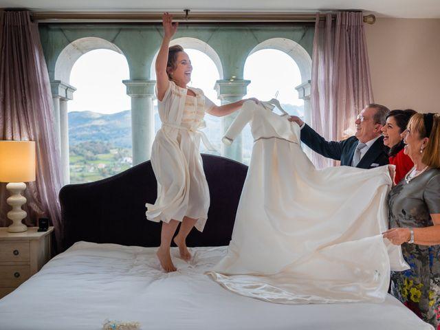 La boda de Guille y Lucia en La Manjoya, Asturias 28