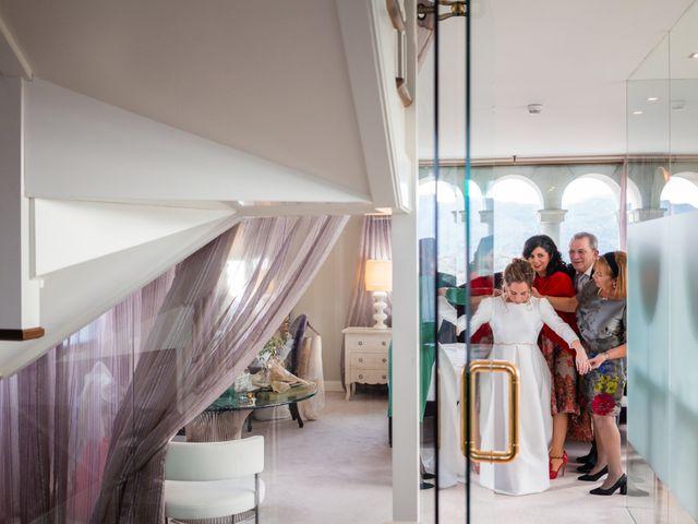 La boda de Guille y Lucia en La Manjoya, Asturias 30