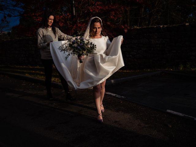 La boda de Guille y Lucia en La Manjoya, Asturias 43