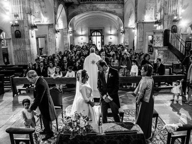 La boda de Guille y Lucia en La Manjoya, Asturias 51
