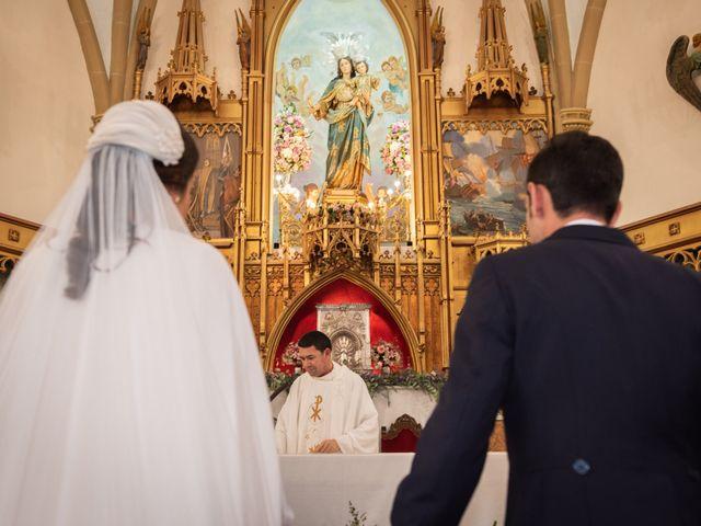 La boda de Antonio Jesús y María José en Montilla, Córdoba 35