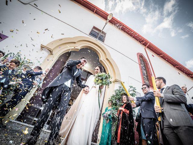 La boda de María José y Antonio Jesús