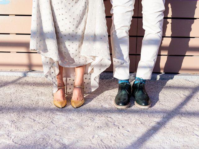 La boda de David y Mar en Zaragoza, Zaragoza 5