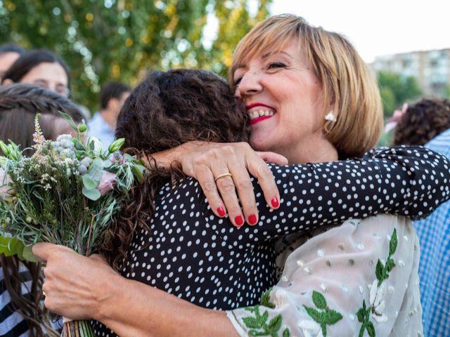 La boda de David y Mar en Zaragoza, Zaragoza 19