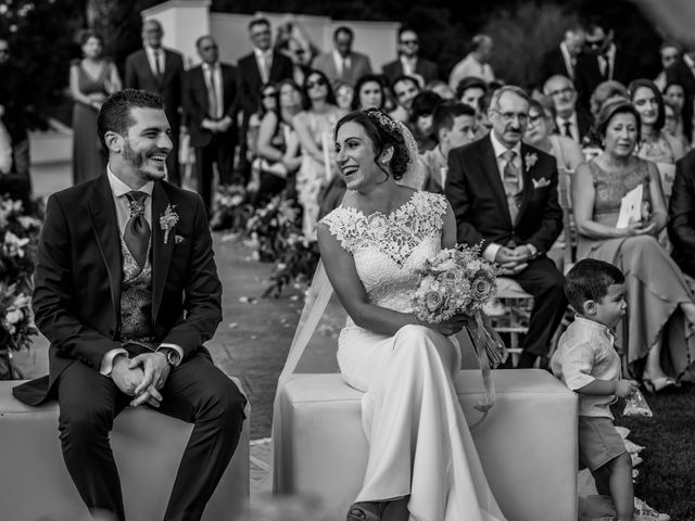 La boda de Cristina y Raúl en Cáceres, Cáceres 11