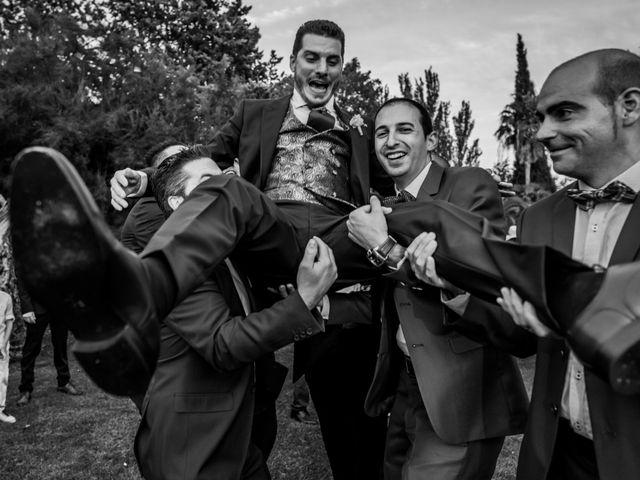 La boda de Cristina y Raúl en Cáceres, Cáceres 17