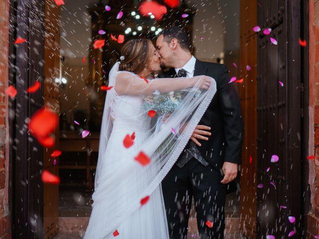 La boda de Silvia y Benja
