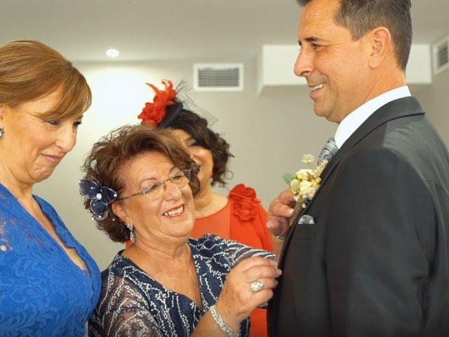 La boda de Vicente y Vanesa en Benidorm, Alicante 6