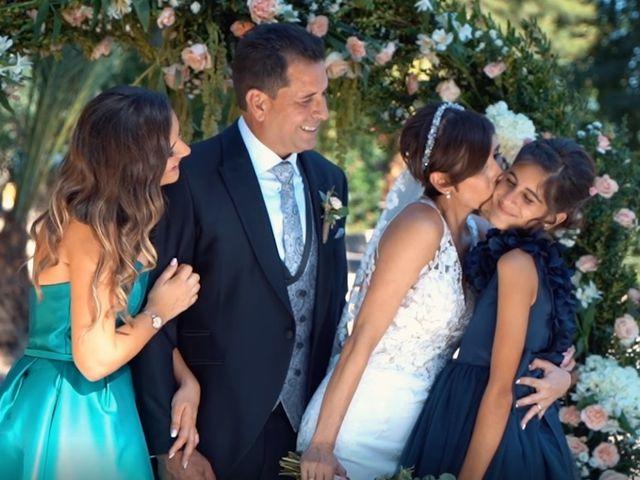 La boda de Vicente y Vanesa en Benidorm, Alicante 11