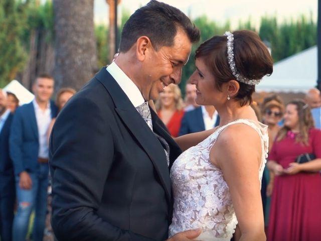 La boda de Vicente y Vanesa en Benidorm, Alicante 13