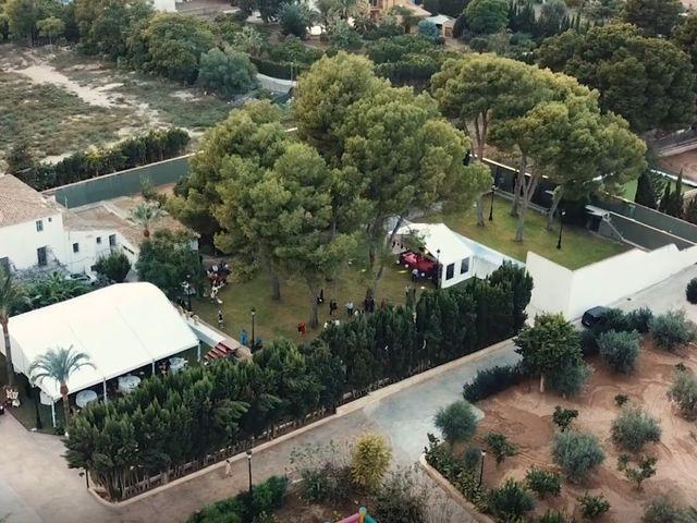 La boda de Vicente y Vanesa en Benidorm, Alicante 14