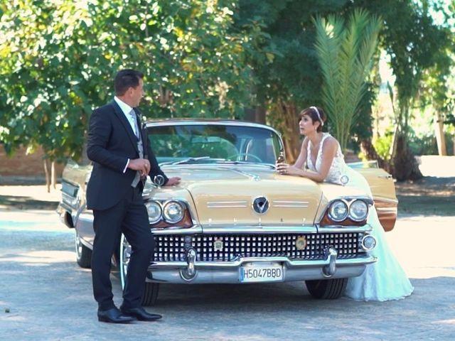 La boda de Vicente y Vanesa en Benidorm, Alicante 18