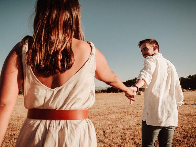 La boda de Valeria y Edu en Ribadavia, Orense 3