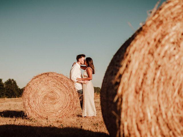 La boda de Valeria y Edu en Ribadavia, Orense 4