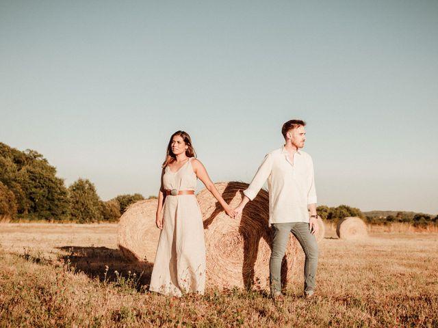 La boda de Valeria y Edu en Ribadavia, Orense 11