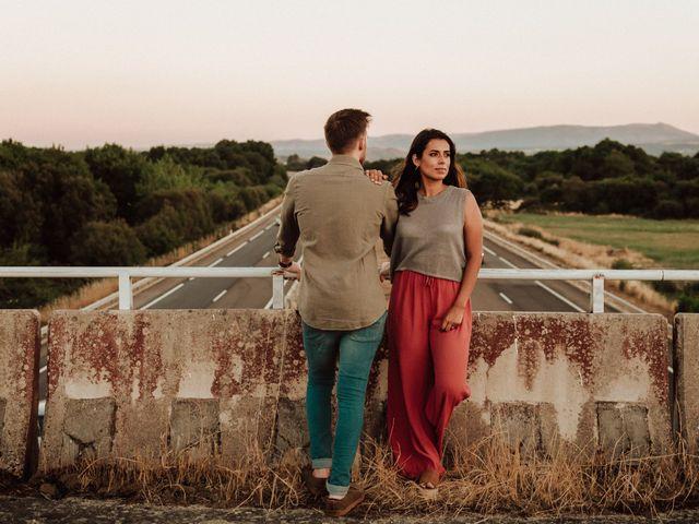 La boda de Valeria y Edu en Ribadavia, Orense 16