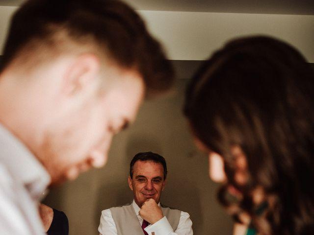 La boda de Valeria y Edu en Ribadavia, Orense 25
