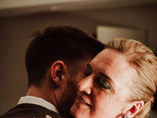 La boda de Valeria y Edu en Ribadavia, Orense 27