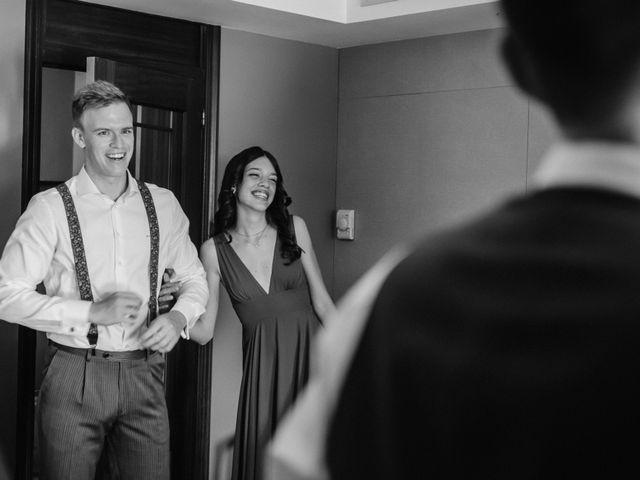 La boda de Valeria y Edu en Ribadavia, Orense 28