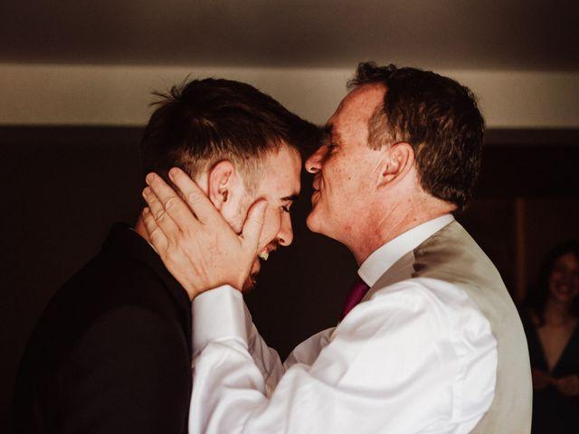 La boda de Valeria y Edu en Ribadavia, Orense 29