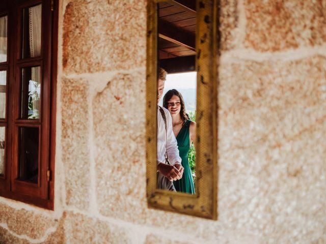 La boda de Valeria y Edu en Ribadavia, Orense 30