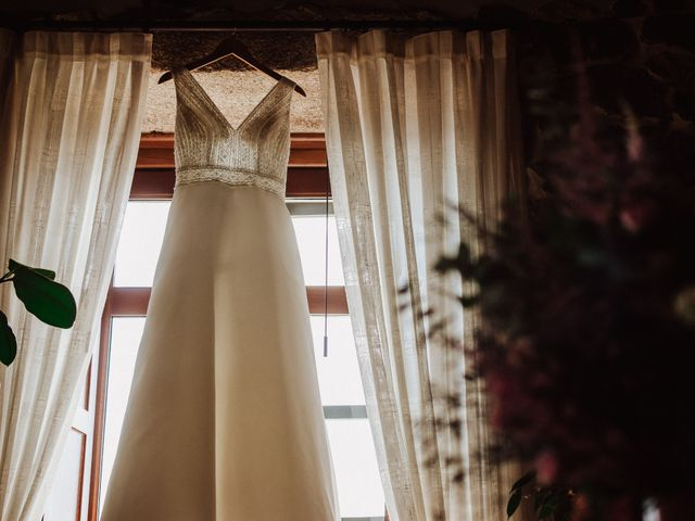 La boda de Valeria y Edu en Ribadavia, Orense 35