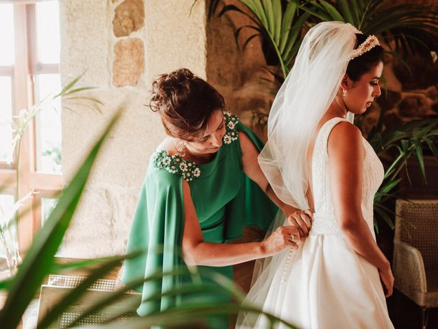 La boda de Valeria y Edu en Ribadavia, Orense 45