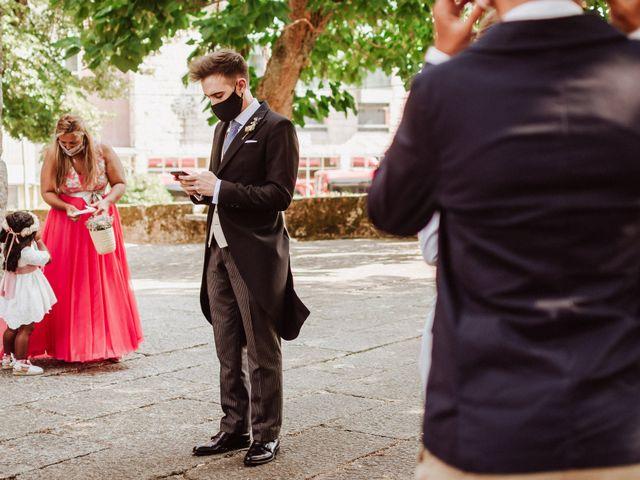 La boda de Valeria y Edu en Ribadavia, Orense 54