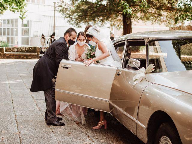 La boda de Valeria y Edu en Ribadavia, Orense 59