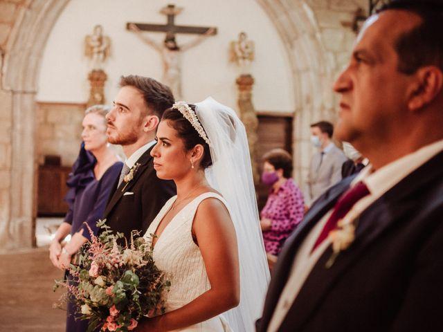 La boda de Valeria y Edu en Ribadavia, Orense 64