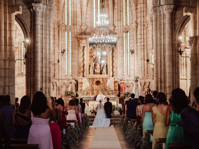 La boda de Valeria y Edu en Ribadavia, Orense 65