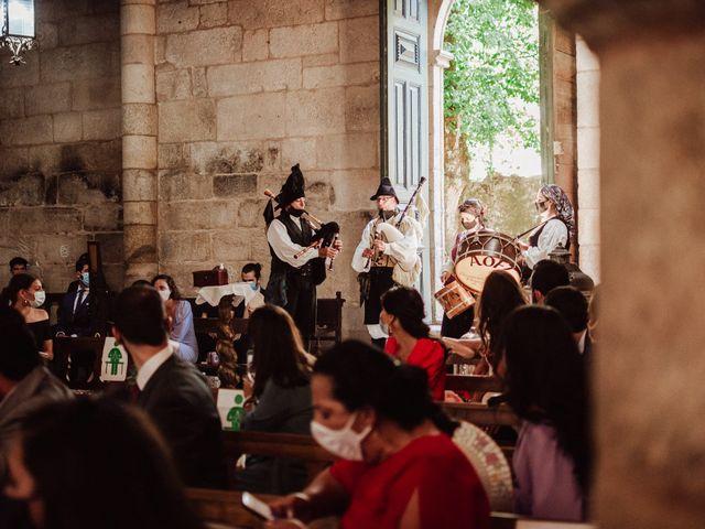 La boda de Valeria y Edu en Ribadavia, Orense 70