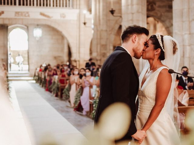 La boda de Valeria y Edu en Ribadavia, Orense 74