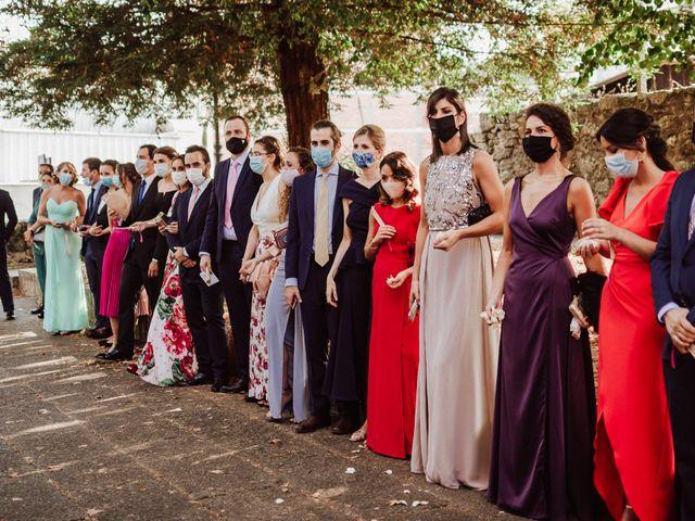 La boda de Valeria y Edu en Ribadavia, Orense 75