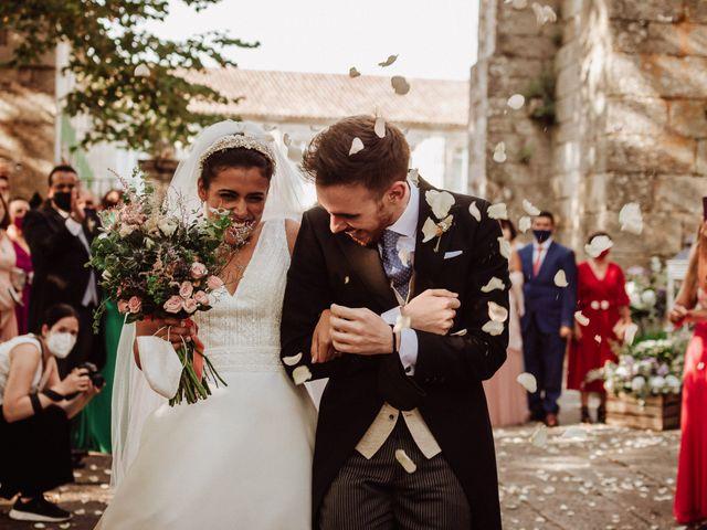 La boda de Valeria y Edu en Ribadavia, Orense 77