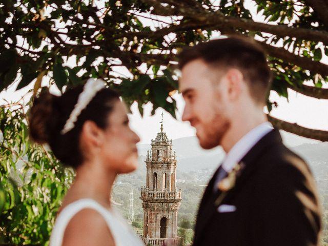 La boda de Valeria y Edu en Ribadavia, Orense 83