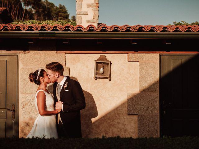 La boda de Valeria y Edu en Ribadavia, Orense 84