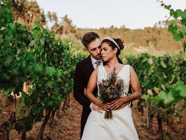 La boda de Valeria y Edu en Ribadavia, Orense 2